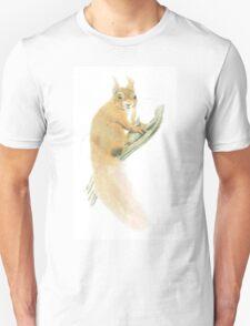 """Squirrel"" Unisex T-Shirt"