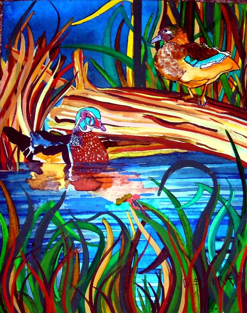 Peacefull by Jamie Winter-Schira