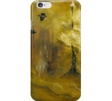 Huginn and Muninn iPhone Case/Skin