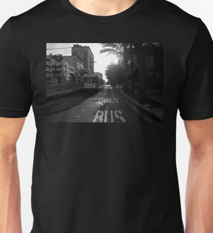 Downtown Long beach Metro to Los Angles Unisex T-Shirt
