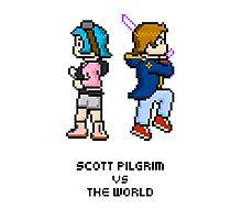 Scott And Ramona — Pixels Photographic Print