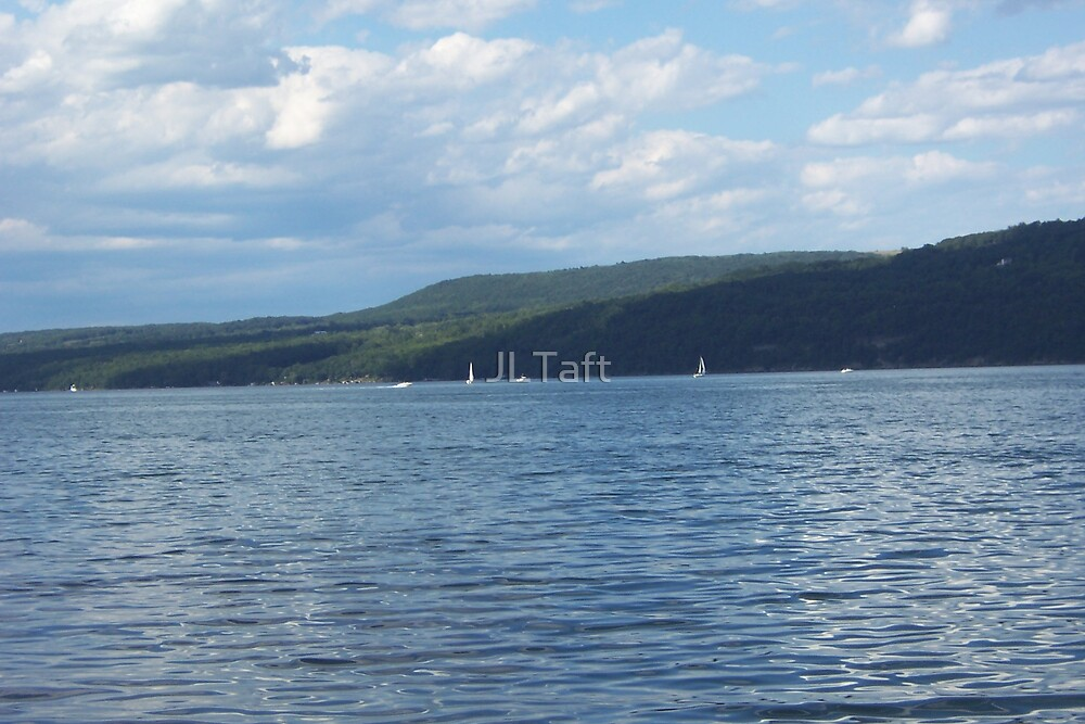 Seneca Lake by JLTaft