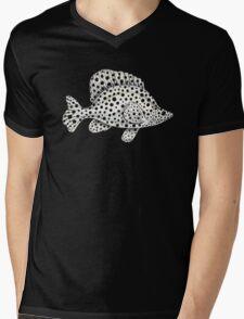 Panther grouper  Mens V-Neck T-Shirt