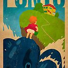 Ponyo by James Bacon
