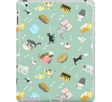 Cats Baking Cakes and other Sweets iPad Case/Skin