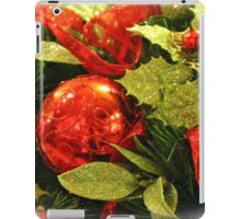 Festive Centerpiece iPad Case/Skin