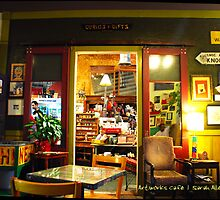 Artworks Cafe by TalithaCumi