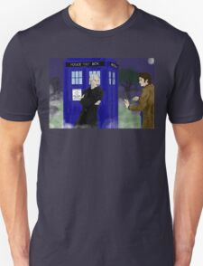 The big bad who? Unisex T-Shirt
