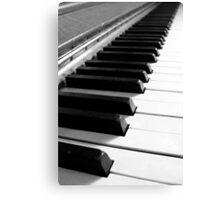 Endless Keyboard 1 Canvas Print