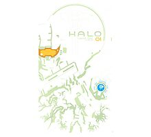 Halo Photographic Print