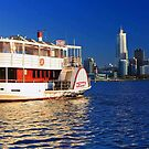 Paddle Steamer Decoy - Perth Western Australia  by EOS20