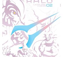 Halo 2 by James Bacon