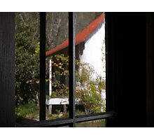 Bunkhouse Reflected Photographic Print