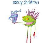 Critter Cedric Christmas! by Mariana Musa