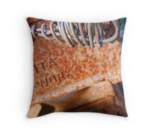 Metalwork Throw Pillow
