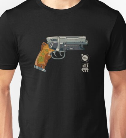 Blaster - color Unisex T-Shirt