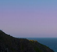 Byron Bay Lighthouse by Steve Grunberger