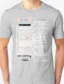.DEX: Android Dalvik Executable Unisex T-Shirt