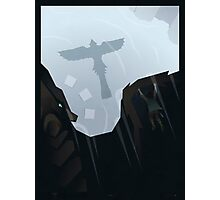 Shadow of the Colossus - Avion Photographic Print