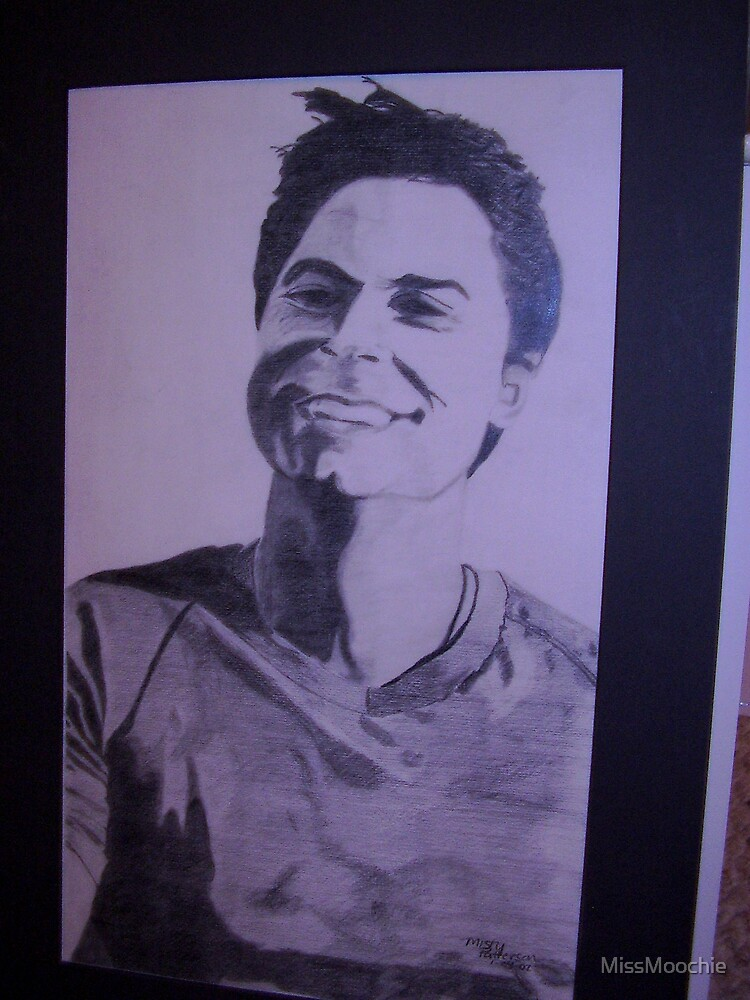 Rob Lowe by MissMoochie