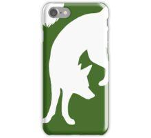 Green Fox iPhone Case/Skin