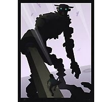 Shadow of the Colossus - Gaius Photographic Print