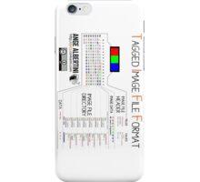 .TIFF : Tagged Image File Format (little endian) iPhone Case/Skin