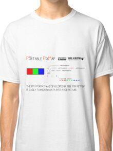 .PPM: Portable Pixmap Classic T-Shirt