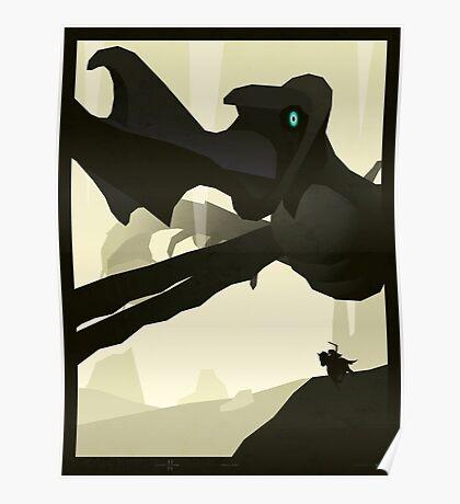 Shadow of the Colossus - Phalanx Poster