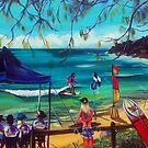 Longboard Classic Agnes Water 2017 by tola