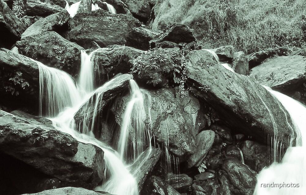 African Waterfall by randmphotos