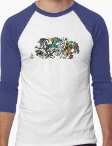 Kill the Teemo Men's Baseball ¾ T-Shirt