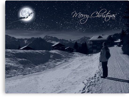 Merry Christmas by Derivatix