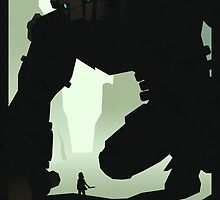 Shadow of the Colossus - Valus by James Bacon