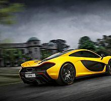 McLaren P1 by djoc444