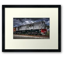 Diesel Electric Locomotive 4501 Framed Print