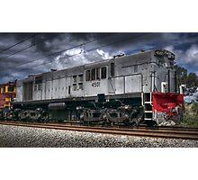 Diesel Electric Locomotive 4501 Photographic Print