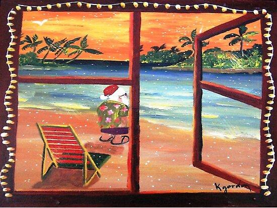 Have a Jerry Christmas by WhiteDove Studio kj gordon
