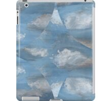 clouds sq. iPad Case/Skin