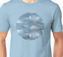 clouds sq. Unisex T-Shirt