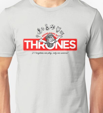 Thronopoly Unisex T-Shirt