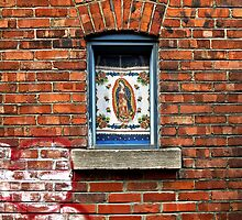 Our Lady of the Window by Ethna Gillespie