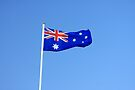 Australian Flag by EOS20