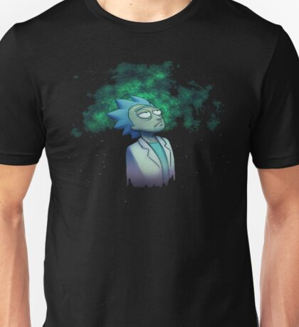 rick and morty imagination Unisex T-Shirt