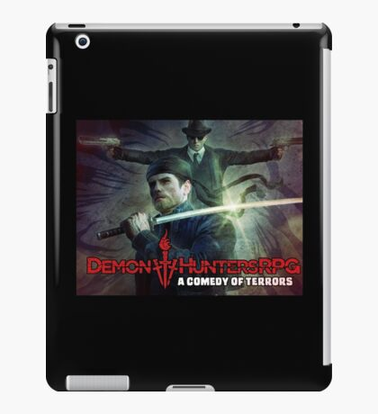 Demon Hunters RPG ACoT! iPad Case/Skin