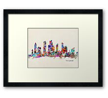 Fort Lauderdale florida Framed Print