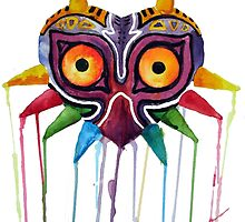 majoras mask by yliah