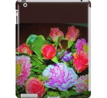 Rose combo delight iPad Case/Skin