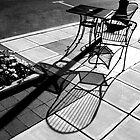Sidewalk Shadows by © Joe  Beasley IPA