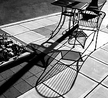 Sidewalk Shadows by © Joe  Beasley IPA